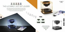Printed iLO Wireless Speaker