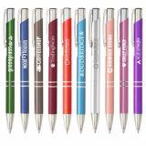 Engraved Crosby Matte Ballpoint Pen