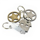 Bespoke Windsor Metal Keyring