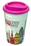 Promotional Brite Americano Thermal Travel Mug
