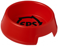 Promotional Jet Plastic Dog Bowl