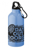 Branded 400ml Oregon Drinking Bottle w/ Carabiner
