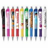 Full Colour Printed Hepburn Chrome Ballpen