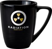Printed Quantum Black Mug