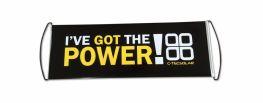 Promotional Logo Hand Banner