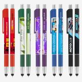 Full Colour Printed Astaire Stylus Ballpoint Pen
