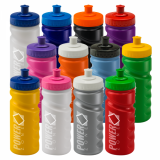 Printed 500ml Finger Grip Sports Bottle