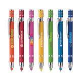 Full Colour Printed Morrison Soft Touch Stylus Pen