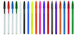 Promotional BIC Style ballpen