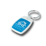 Recycled Eco Compact Keyring