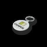 Recycled Eco 45mm Circle Keyring