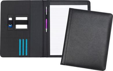 Promotional Goudhurst A4 Bonded Leather Folder