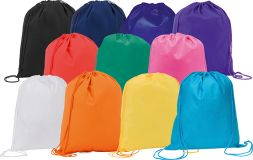Promotional Rainham Drawstring Bag