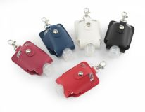 Promotional Como Hand Sanitiser Pouch with Clip