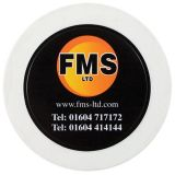 Promotional Round Tax Disc/ Permit Holder