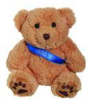 Promo 5 Inch Freddie Bear with Sash