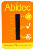 Promo Large Energy Saving Room Thermometer Card