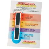 Promotional Thermometer Card