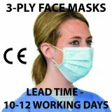 3 Ply Face Mask (10-12 days)