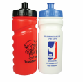 Promotional 500ml Fingergrip Sports Bottle