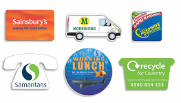 Promotional Small Printed Fridge Magnet