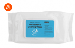 Anti Bacteria Wipes - 30 Pack (Due in July)