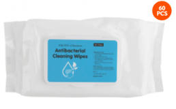 Anti Bacteria Wipes - 60 Pack (Due in July)