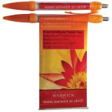 Personalised Banner Message Pen