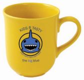Promotional Bell Coloured Mug
