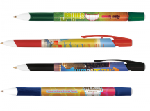 Promotional BIC Media Clic Grip Digital Mix & Match ballpen