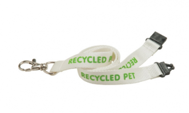 Branded 15mm Eco Friendly Lanyard