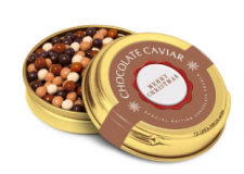Branded Caviar Chocolate Tin