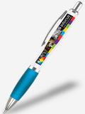 Branded Curvy Contour Digital Pen