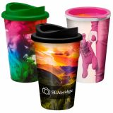 Branded Full Colour Universal Travel Mug