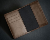 Branded Prestbury Passport Wallet