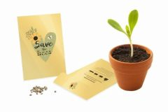 Branded Seed Packet Envelopes Large - Gloss