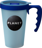 Branded Universal Travel Mug with handle