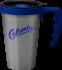 Branded Universal Handle Travel Mug