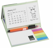 Promotional Calendarpod Midi featuring the Duo Pen