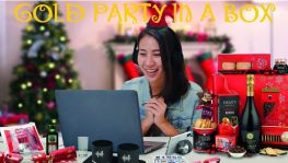Christmas Party in a Box - GOLD