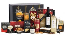 Hampers from £60 to £90