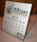 Custom Calendar CD Case