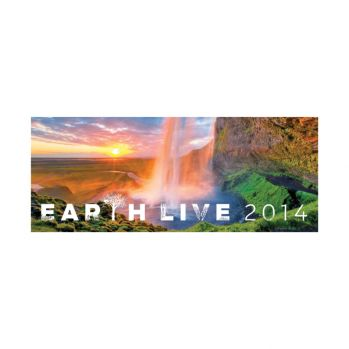 Earth Live Desk Calendar