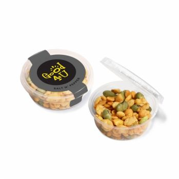 Eco Midi Pot of Salt & Pepper Veggie Snacks