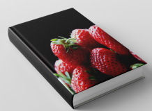 Full Colour Wrap Hardback A5 Notebook