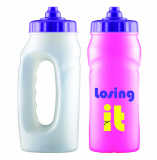 Branded Jogger Sports Bottle