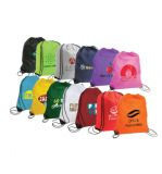 Promotional Drawstring Sports Bag