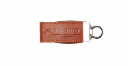 Promotional LD3 Leather USB
