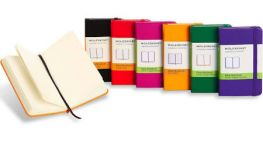 Personalised Pocket Hardback Moleskine Notebook
