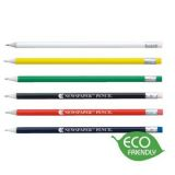 Branded Newspaper Pencil